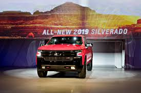 GM Shows Off New Silverado In Bid To Narrow Ford's Pickup Lead ... Vancouver New Chevrolet Silverado 1500 Vehicles For Sale Chevy Trucks Albany Ny Model Finance Prices Incentives Clinton Il In Kanata Myers 2018 4wd Reg Cab 1190 Work Truck At Time To Buy Discounts On Ford F150 Ram And 3500 Lease Winonamn Grand Rapids Gm Specials Rapidsrm Freeland Auto Dealer Antioch Near Nashville Tn Deals Price Near Lakeville Mn This Dealership Will Build You A Cheyenne Super 10 Pickup Black 2019 3500hd Stk 19c87 Ewald