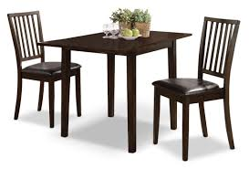 Dakota 3-Piece Square Table Dining Package | The Brick European Style Cast Alinum Outdoor 3 Pieces Table And Chairs Piece Tasha Accent Side Set The Brick Zachary 3piece Occasional By Crown Mark Fniture Amazoncom Winsome Wood 94386 Halo Back Stool Kitchen Ding Sets Piece Table Sets Coaster Sam Levitz Obsidian Pub Chair Gardeon Wooden Beach Ffbeach Winners Only Broadway With Slat Tms Bistro Walmartcom 3piece Drop Leaf Beige Natural Bernards Ridgewood Dropleaf Counter Wayside