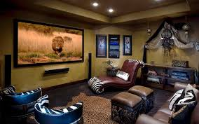 African Safari Themed Living Room by Living Interior African Style Safari Design Style Room Sofa