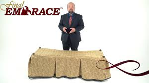 Final Embrace Church Truck Drape Product Video - YouTube