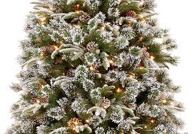 4 Ft Pre Lit Slim Christmas Tree by Beautiful Ideas 5 Ft Pre Lit Christmas Tree Ge Prelit Trees Part