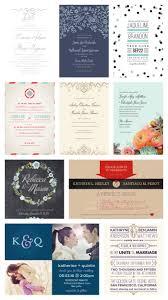 Variety Of Wedding Invitations Available At Walmart