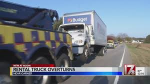 100 Budget Truck Rental Charlotte Nc Ten Ten Road Reopens At Lake Wheeler Road And US 401 After Vehicle Flips