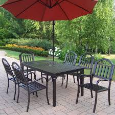 Patio Tablecloth With Umbrella Hole by Enjoyment Patio Table With Umbrella Hole Boundless Table Ideas