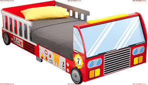 Kidkraft Fire Truck Toddler Bed L4yt1bUp