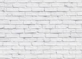 White Brick Effect Flooring Neutral Vinyl