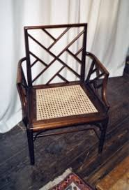 Re Caning Chairs London by Seat Weaving