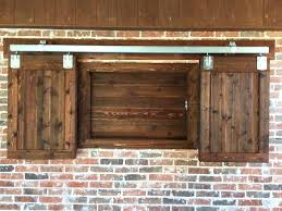 How To Build An Outdoor Tv Cabinet Outdoor Motorized Lift Cabinet