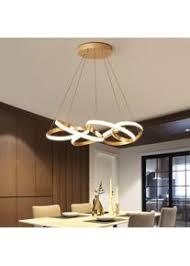led pendelleuchte gold hängeleuchte hängele schlafzimmer