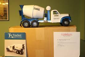 100 Smith Miller Trucks BMack Blue Diamond Cement Truck TEST SAMPLE RARE