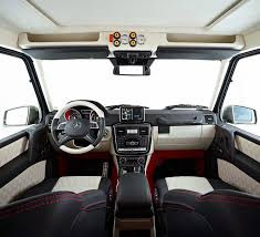 G Wagon Interior 7 – MEGA
