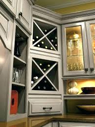 Corner Wine Cabinet Bar Miller Cornerstone Estates Dining Room