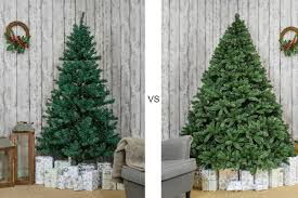 The Two Main Materials Used To Create Artificial Christmas Trees Are PVC And PE Needles Branches Soft Easy Shape