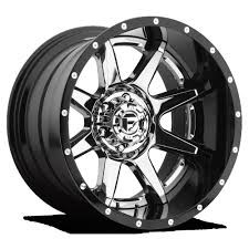100 Cheap Black Truck Rims Rampage D247 Fuel Off Road Wheels With And Chrome