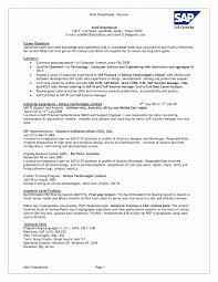 Resume Format For Desktop Support Engineer Awesome Manufacturing Sample Elegant 51 Business
