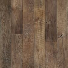 Commercial Grade Vinyl Wood Plank Flooring by Hardwood Tile Floor