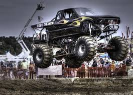 100 Mega Truck Racing Suffolks First Mud Jam Will Feature Megatruck Hit Man Local