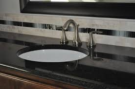 help with tiles for backsplash to go with black pearl granite
