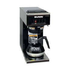Bunn Coffee Filters Filter Machine Commercial Manual Sizes Walmart
