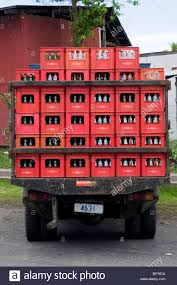 100 Coke Truck Red Stock Photos Red Stock Images Alamy
