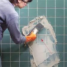 how to regrout bathroom tile fixing bathroom walls bathroom tiling