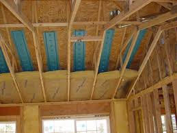 Insulating A Vaulted Ceiling Uk by How To Insulate A Vaulted Ceiling Roof Integralbook Com