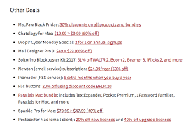 50 Off On Black Friday by The Complete Guide To Black Friday For Software Businesses