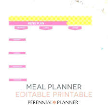 Dinner Party Planning Template Menu Free Event Templates Food Guide