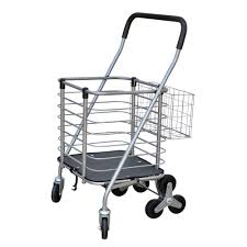 100 Truck Accessories Milwaukee 3Wheel Steel Easy Climb Shopping Cart Design With