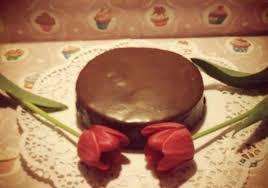 apfel schokoladenkuchen