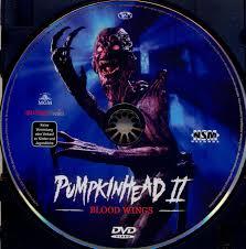 Pumpkinhead 2 Blood by Pumpkinhead 2 Blu Ray Labels 1993 R2 German
