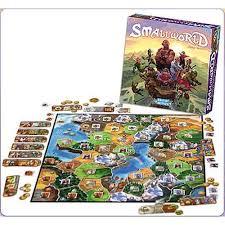 Small World Board Game 8 Yrs