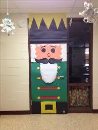 Halloween Classroom Door Decorations by 50 Best Door Decorations Images On Pinterest Christmas Classroom