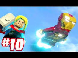 Lego Marvel Superheroes That Sinking Feeling 100 by Lego Marvel Super Heroes Gameplay Walkthrough Part 10 Youtube