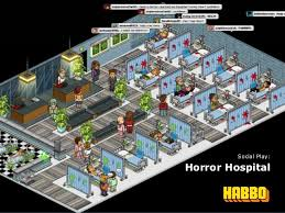 Social Play Horror Hospital