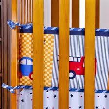 Dream Me The Go Portable Crib Bumper