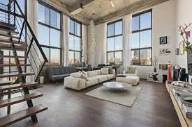 100 Industrial Lofts Nyc Chic Williamsburg Loft In A Converted Factory