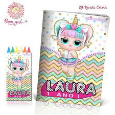 2 Para Lol Pop Ola Confetti Colorear 8NmvnOPy0w