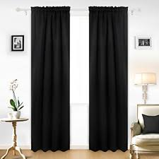 Room Darkening Drapery Liners by Solaris Blackout Drapery Liner Curtains 2 Panels 84
