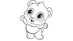 Cute Kawaii Animal Coloring Pages Download Page 9 K