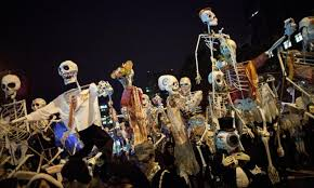 Greenwich Village Halloween Parade Street Closures by Mark Your Calendars For Festive October Events Times Square