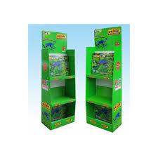 PDQ Paper Display Board Carton Folding Box