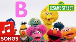 Sesame Street Letter B New Letter of the Day Song
