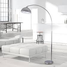 Arc Floor Lamp Amazon by Amazon Com Catalina 18563 00074 2 Inch Chrome Arc Floor Lamp