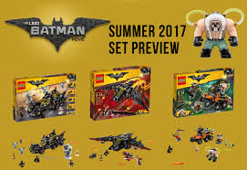100 Batman Truck Accessories PREVIEW LEGO Movie Summer 2017 Sets Jays Brick Blog