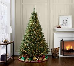 Pre Lit Pencil Cashmere Christmas Tree by Pre Lit Metal Christmas Tree Christmas Lights Decoration
