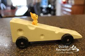 Cub Scouts Unique Pinewood Derby Car Designs