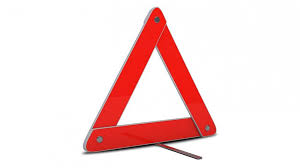 mAuto Emergency Warning Triangle 3 Pack