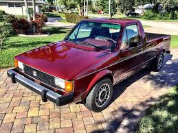 100 Volkswagen Truck EBay Find Of The Week 1981 Pickup