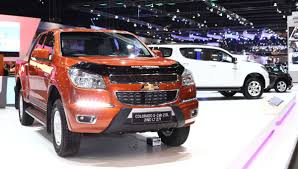 2014 Chevrolet Colorado Launched In Thailand, New Duramax 2 Engine